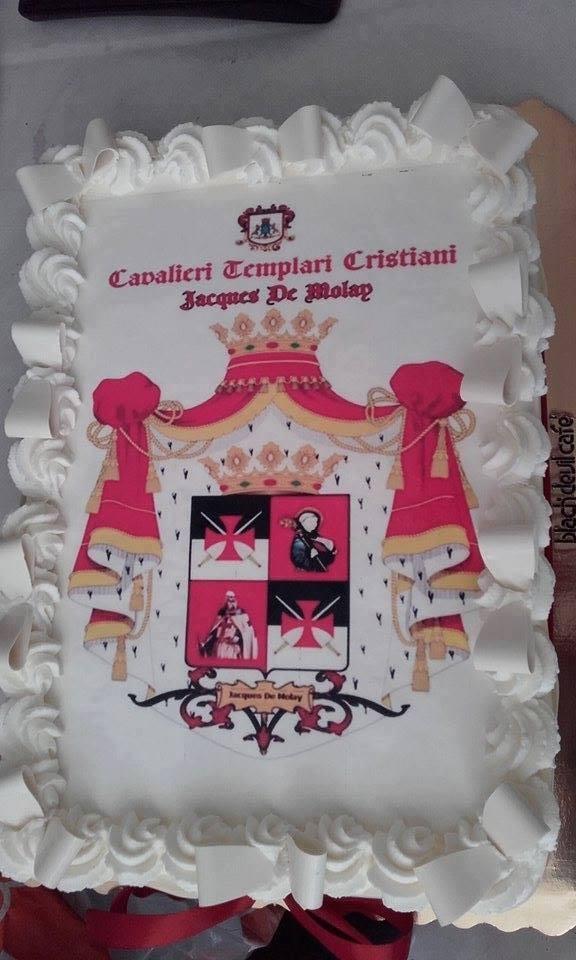 Tondo Verace riconosciuto dall'Associazione dei Cavalieri Templari Cristiani